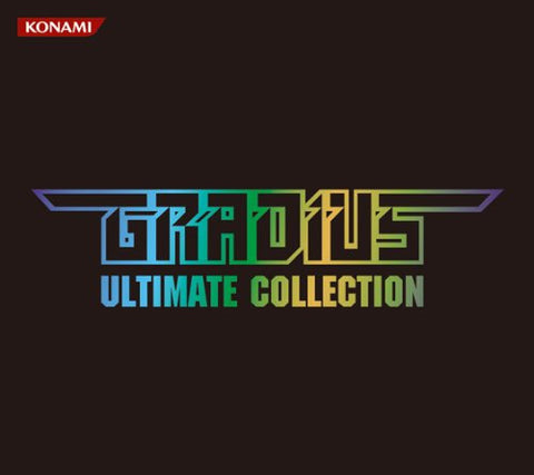 Image for GRADIUS ULTIMATE COLLECTION