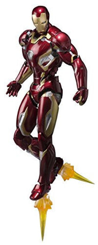Image for Avengers: Age of Ultron - Iron Man Mark XLV - S.H.Figuarts (Bandai)