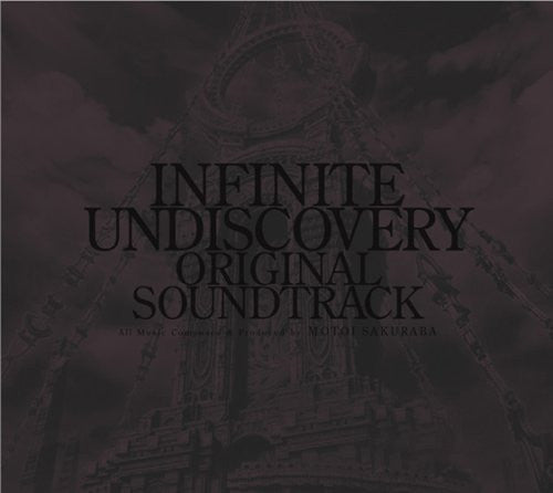 Image 1 for INFINITE UNDISCOVERY ORIGINAL SOUNDTRACK