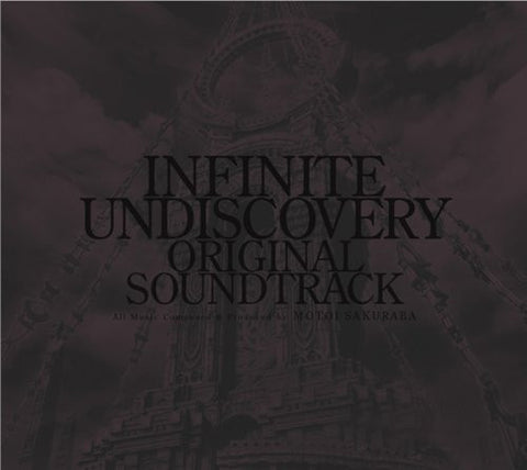 Image for INFINITE UNDISCOVERY ORIGINAL SOUNDTRACK