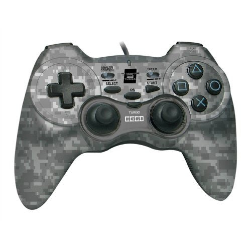 Image 1 for Hori Pad 3 Turbo (Camouflage Grey)