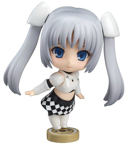 Image 1 for Miss Monochrome - Ruu-chan - Nendoroid #406-a (Good Smile Company)