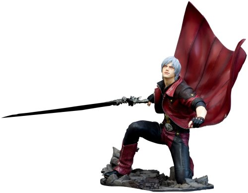 Image 1 for Devil May Cry 4 - Dante Sparda - ARTFX Statue - 1/6 (Kotobukiya)