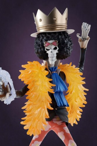 "Image 7 for One Piece - Brook - Excellent Model - Portrait Of Pirates ""Sailing Again"" - 1/8 - Timeskip (MegaHouse)"