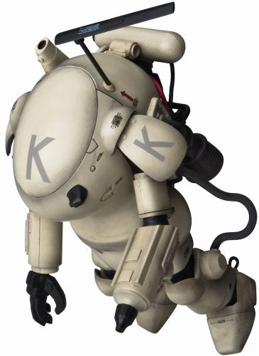 Image 3 for Maschinen Krieger - Super Armored Fighting Suit S.A.F.S. - Action Model - 03 - 1/16 - Antiflash White (Sentinel)