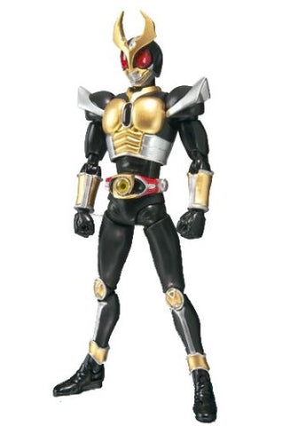 Image for Kamen Rider Agito - Kamen Rider Agito Ground Form - S.H.Figuarts - 1/12 (Bandai)