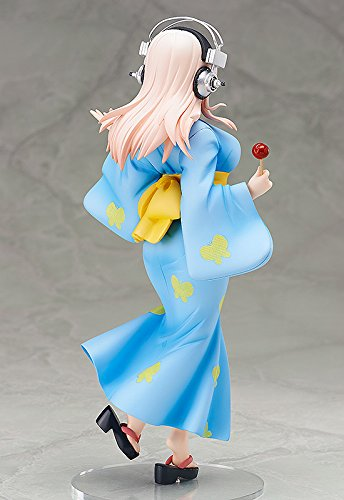 Image 4 for Axanael - SoniAni: Super Sonico The Animation - Sonico - 1/8 - Yukata ver. (FREEing)