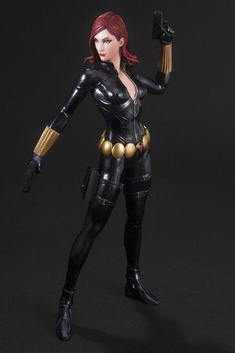Image 6 for The Avengers - Black Widow - Marvel The Avengers ARTFX+ - ARTFX+ - 1/10 (Kotobukiya)