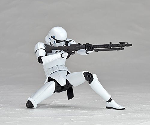 Image 8 for Star Wars - Stormtrooper - Revoltech - Star Wars: Revo No.002 (Kaiyodo)