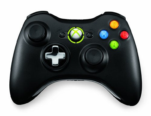 Image 1 for Xbox 360 Wireless Controller SE Play & Charge Kit (Liquid Black)