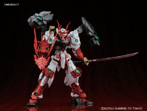 Image 5 for Gundam Build Fighters - Samurai no Nii Sengoku Astray Gundam - MG - 1/100 (Bandai)