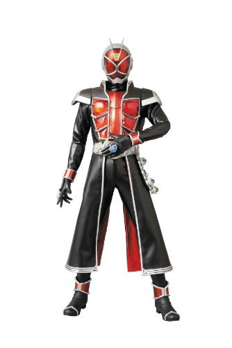 Image 4 for Kamen Rider Wizard - Project BM! #75 - 1/6 - Flame Style (Medicom Toy)
