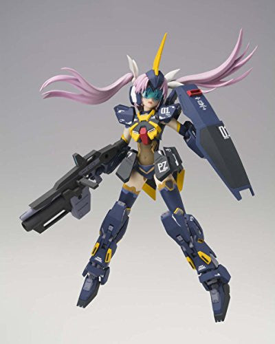 Image 2 for Kidou Senshi Z Gundam - RX-178 Gundam Mk-II - RMS-154 Barzam - A.G.P. - MS Girl - Titans Specification (Bandai)
