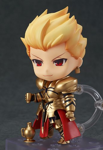 Image 6 for Fate/Stay Night - Gilgamesh - Nendoroid #410 (Good Smile Company)