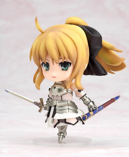 Image 3 for Fate/Unlimited Codes - Fate/Stay Night - Saber Lily - Nendoroid #077 (Good Smile Company)