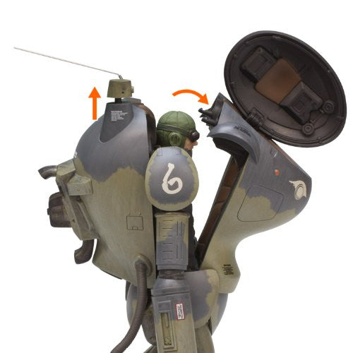 Image 7 for Maschinen Krieger - Super Armored Fighting Suit S.A.F.S. - Action Model - 04 - Ma.k. S.A.F.S - 1/16 (Sentinel)