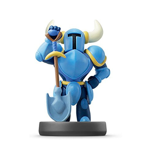 Image 1 for amiibo Shovel Knight