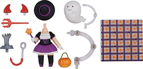 Nendoroid More - Nendoroid More: Halloween Set - Female ver. (Good Smile Company)
