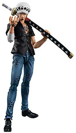One Piece - Trafalgar Law - Variable Action Heroes - Ver.2 (MegaHouse)