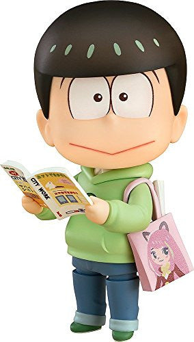 Image 1 for Osomatsu-san - Matsuno Choromatsu - Nendoroid #637 (Orange Rouge)