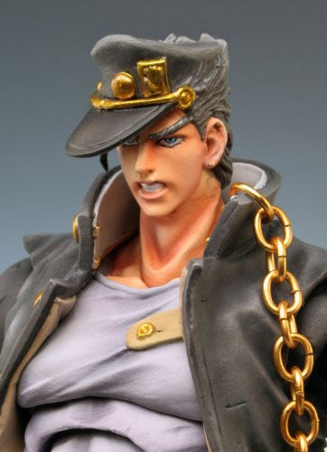 Image 3 for Jojo no Kimyou na Bouken - Stardust Crusaders - Kuujou Joutarou - Super Action Statue #2 (Medicos Entertainment)