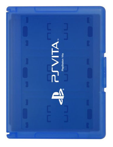 Image for Card Case 12 for PlayStation Vita (Blue)