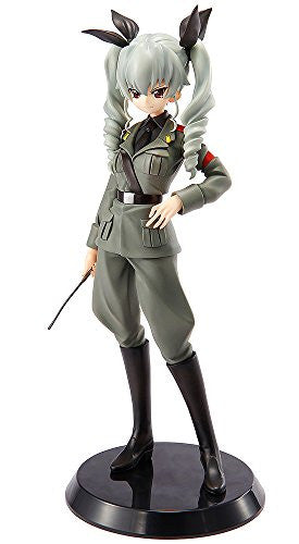 Image 1 for Girls und Panzer - Anchovy - Commander Girls Collection - 1/8 (Penguin Parade)