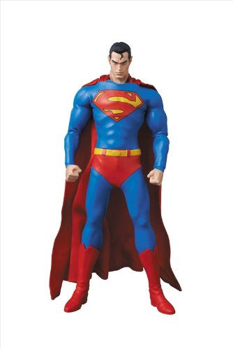 Image 2 for Superman - Real Action Heroes #647 - 1/6 - Hush Version (Medicom Toy)