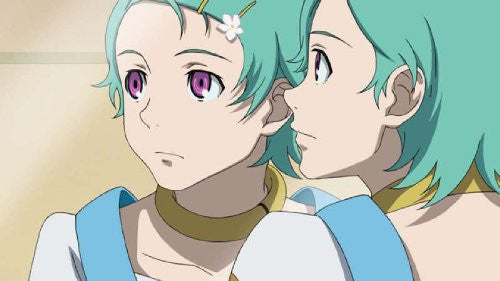 Image 7 for Eureka Seven AO: Jungfrau no Hanabanatachi Game & OVA Hybrid Disc [Limited Edition]