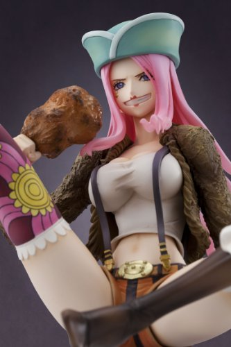 Image 5 for One Piece - Jewelry Bonney - Portrait Of Pirates DX - Excellent Model - 1/8 (MegaHouse)