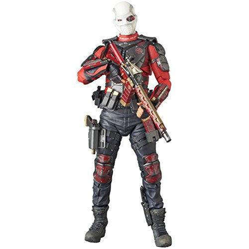 Image 6 for Suicide Squad - Deadshot - Mafex No.038 (Medicom Toy)
