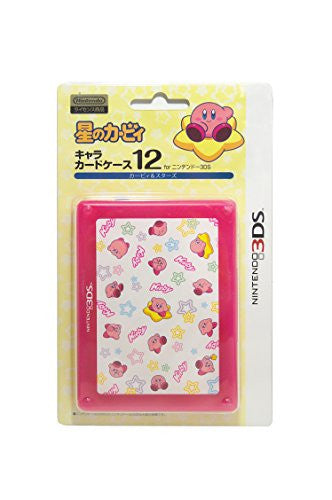 Image 1 for 3DS Character Card Case 12 (Kirby & Star)