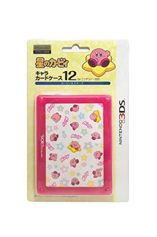 Image for 3DS Character Card Case 12 (Kirby & Star)