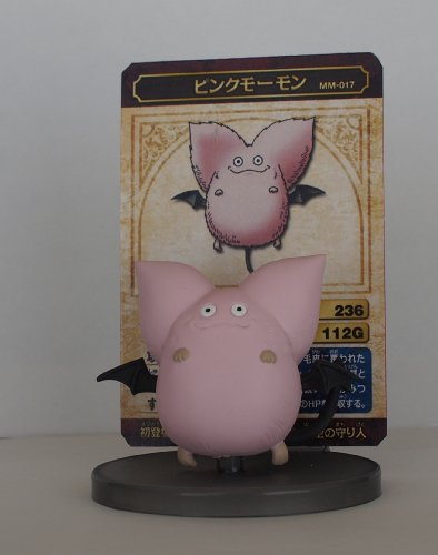 Image 2 for Dragon Quest - Pink Mo-mon - Dragon Quest Monster Museum - 017 (Square Enix)