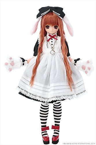 Image 1 for Himeno - Ex☆Cute - Ex☆Cute 10th Best Selection - PureNeemo - 1/6 - Classic Alice - Tick Tock Rabbit (Azone)