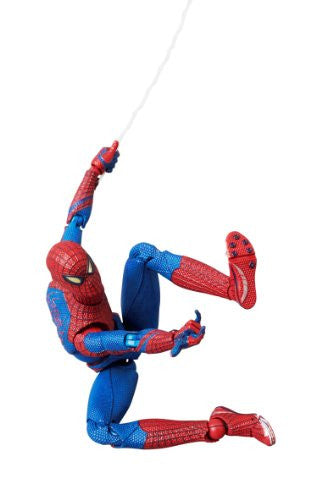Image 3 for The Amazing Spider-Man - Spider-Man - Mafex #1 (Medicom Toy)