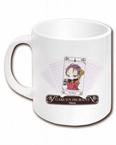 Image 2 for Gakuen Heaven 2 ~DOUBLE SCRAMBLE! ~ - Takatou Masatsugu - Mug C (Toy's Planning)