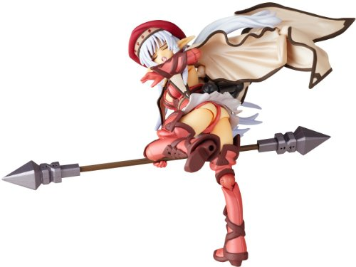 Image 4 for Queen's Blade - Alleyne - Revoltech - 1/12 - 2P color - 007-EX (Kaiyodo)