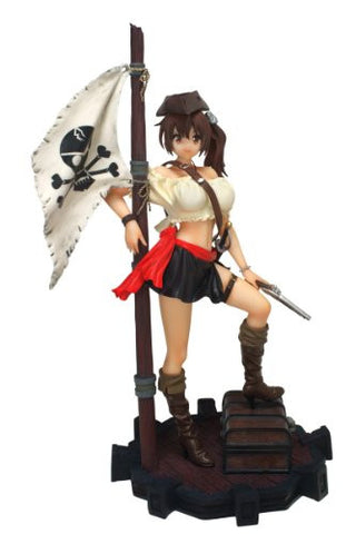 Image for Original Character - Fairy Tale Figure #07 - Pirate Girl Kiki - 1/6 (Lechery)