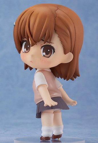 Image 4 for To Aru Kagaku no Railgun S - Misaka Mikoto - Nendoroid #345 (Good Smile Company)