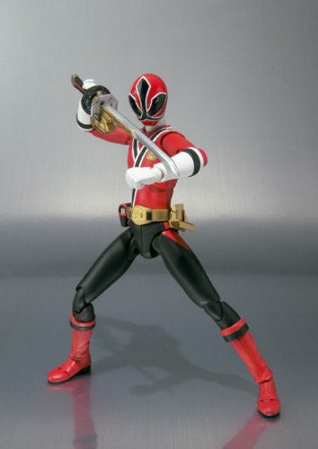 Image 7 for Samurai Sentai Shinkenger - Shinken Red - S.H.Figuarts (Bandai)