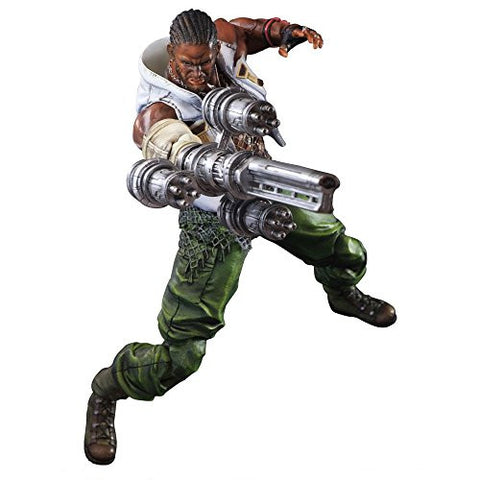 Image for Final Fantasy VII: Advent Children - Barret Wallace - Play Arts Kai (Square Enix)