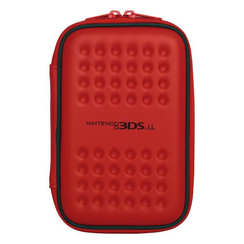 Image 2 for Tough Pouch for 3DS LL (Red)
