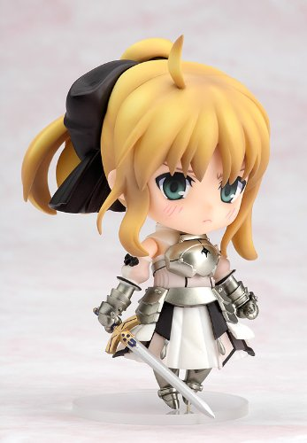 Image 2 for Fate/Unlimited Codes - Fate/Stay Night - Saber Lily - Nendoroid #077 (Good Smile Company)