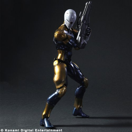 Image 3 for Metal Gear Solid - Cyborg Ninja - Play Arts Kai (Square Enix)