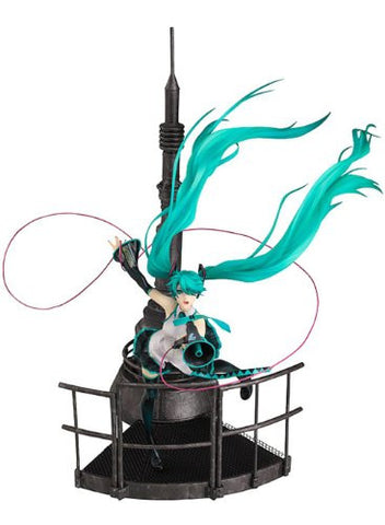 Image for Vocaloid - Hatsune Miku - 1/8 - Love is War (Good Smile Company)
