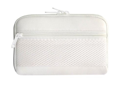 Image 1 for 3D Mesh Cover for 3DS LL (Pure White)