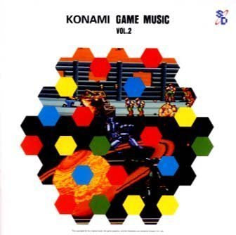 Image 1 for KONAMI GAME MUSIC VOL.2