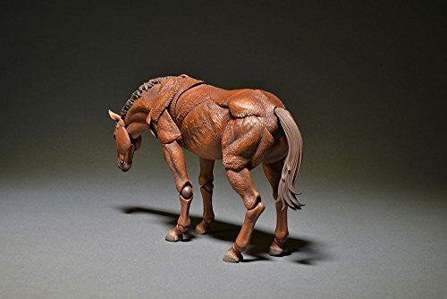 Image 12 for KT Project KT-008 - Revoltech - Horse - Color (Kaiyodo)