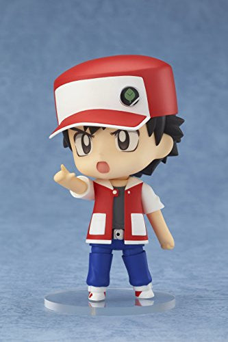Image 5 for Pokemon Center Original Nendoroid Red & Green